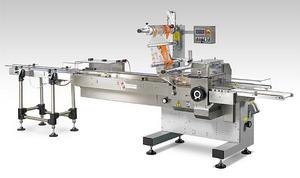 Оборудование для упаковки в пленку flow-pack (флоу-пак, флоупак) Carina 550 (www.Tetra-Pro.ru)