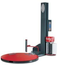 Автоматический паллетоупаковщик для работы в агрессивной среде NOXON Freesby VIP Spec