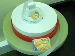 Упаковочная бандерольная и стреппинг лента на сайте www.tetra-pro.ru